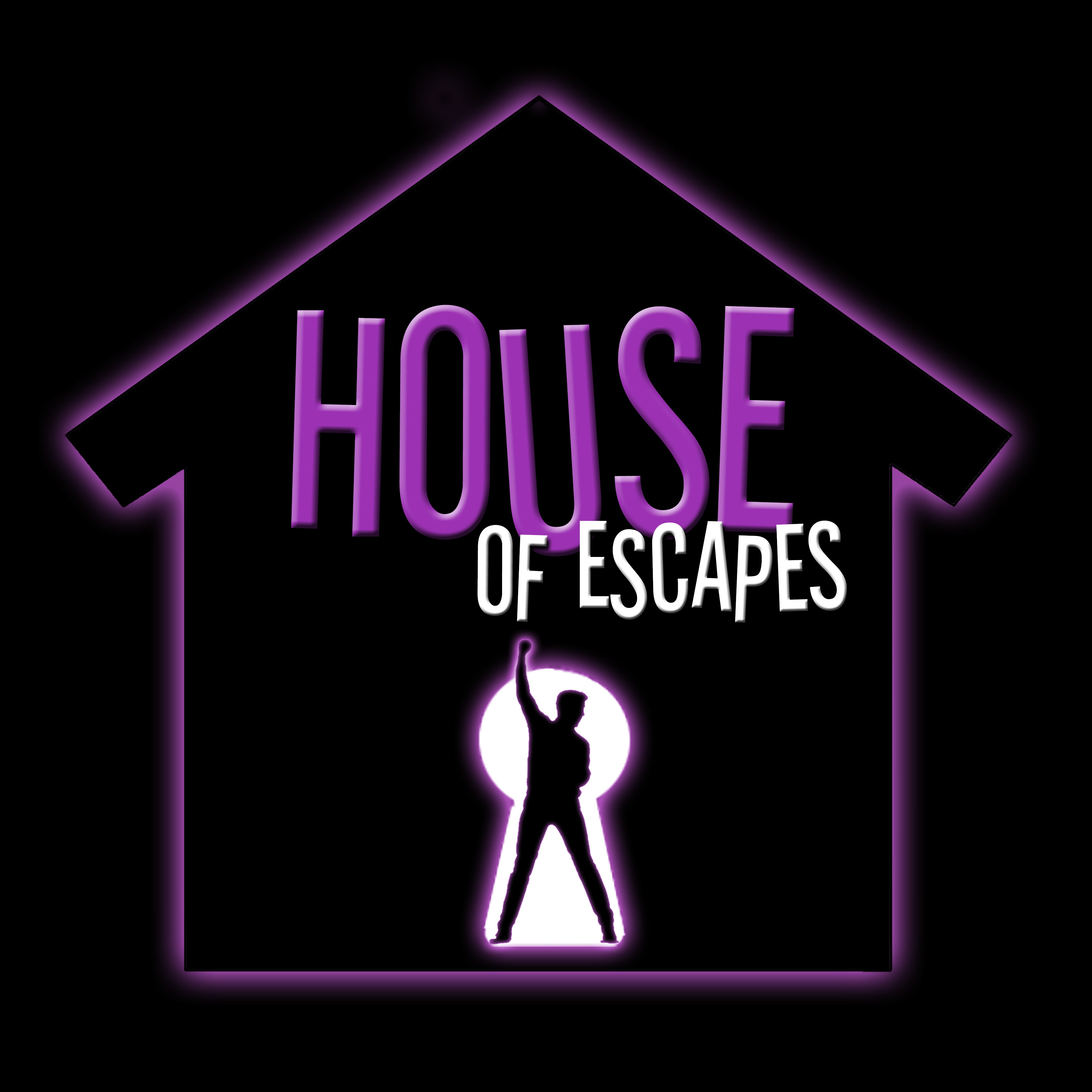 House of Escapes Logo