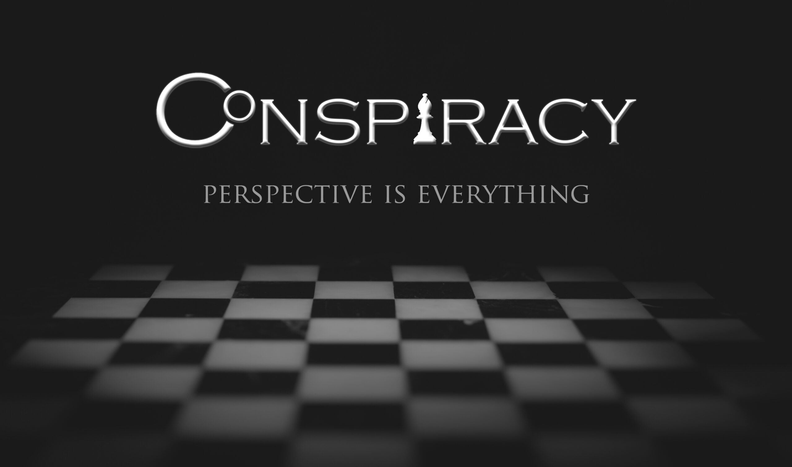 Conspiracy Poster New